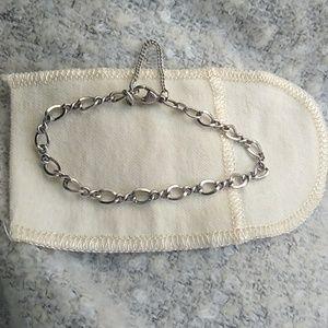 Retired James Avery Charm Bracelet